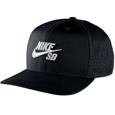 Boné Nike SB Performance Trucker Black