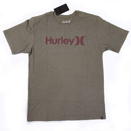 Camiseta Hurley Especial O&O Push Throught