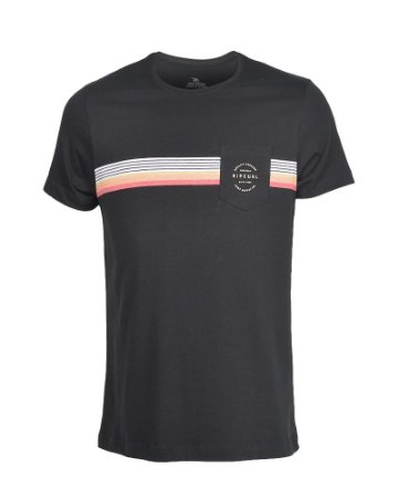 Camiseta Rip Curl Fine Stripe