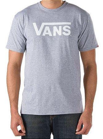 Camiseta Vans Classic Heathrer
