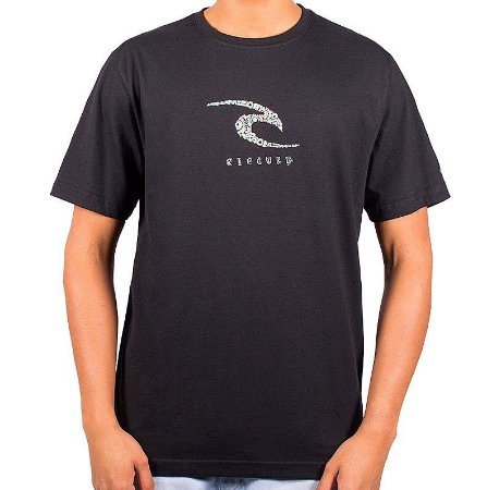 Camiseta Rip Curl K-Fish Wave
