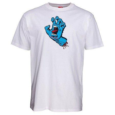 Camiseta Santa Cruz Sreaming Hand