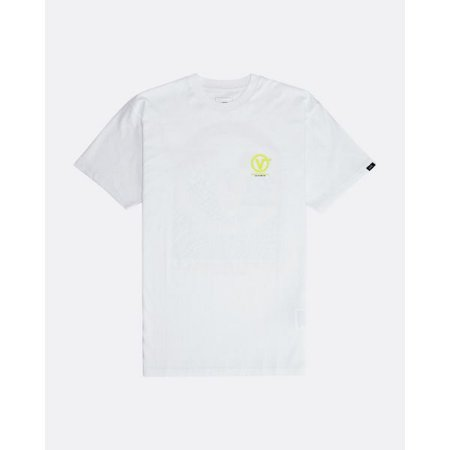 Camiseta Vans Pixelated Branca