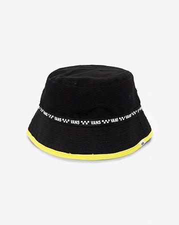 Chapéu Vans Bucket Black Lemon