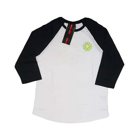 Camiseta Independent Raglan 3/4 Voltage