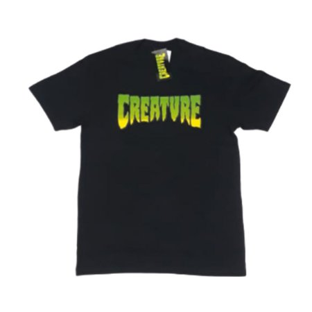 Camiseta Creature Classic Preta