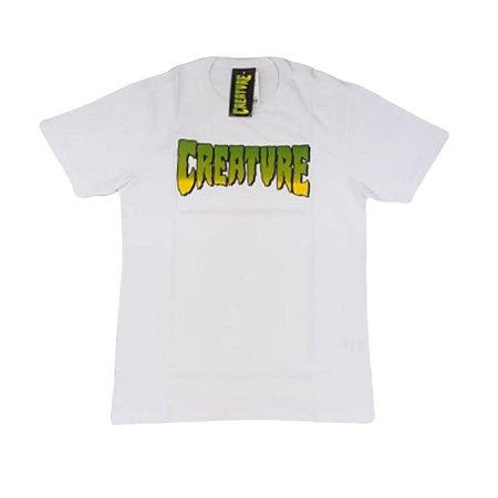 Camiseta Creature Classic Branca