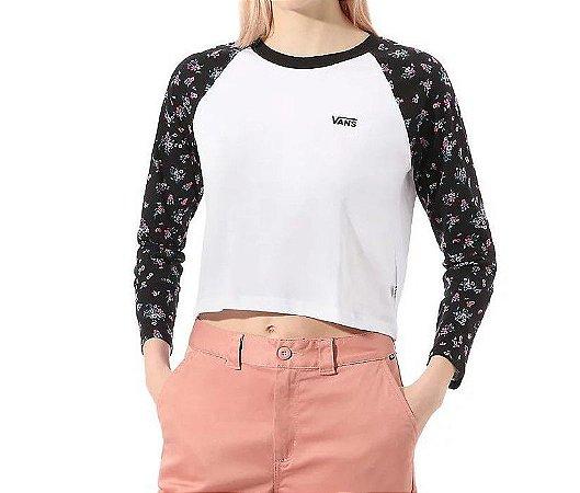 Camiseta Vans Tay Luh Raglan