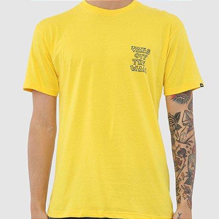 Camiseta Vans Gnarcat