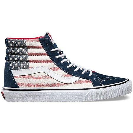 65bb77c937 Tênis Vans SK8-Hi USA - Pégasos Skate Shop - 30 Anos de História