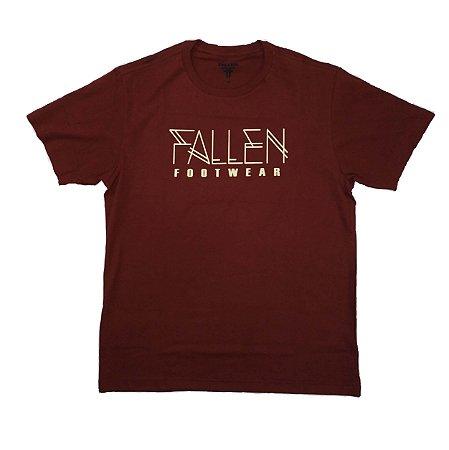 Camiseta Fallen Footwear Noveaux