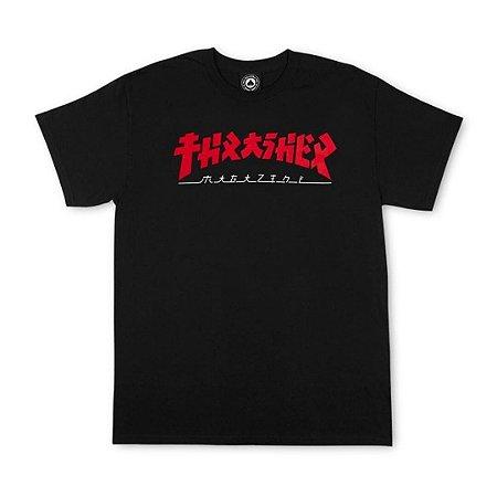 Camiseta Thrasher Godzila