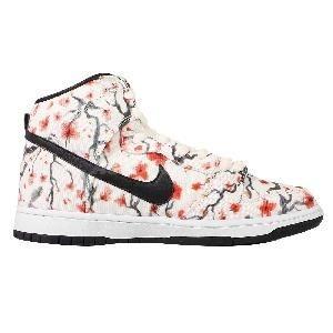 Tênis Nike SB Dunk High Pro Cherry Blossom