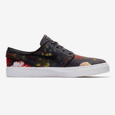 Tênis Nike Zoom Stefan Janoski Canvas Floral