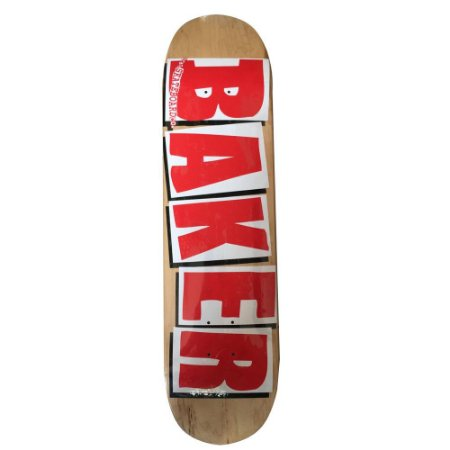Shape Baker Natural Logo Red