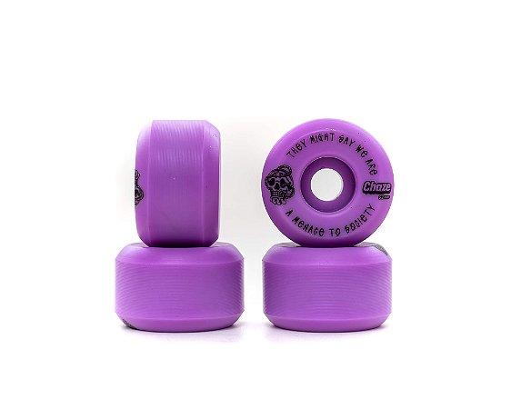 Roda Chaze Skateboards Menance 52mm