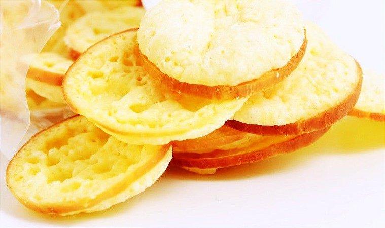 40 Provolones Desidratados Crostine Pote grande 200 grs