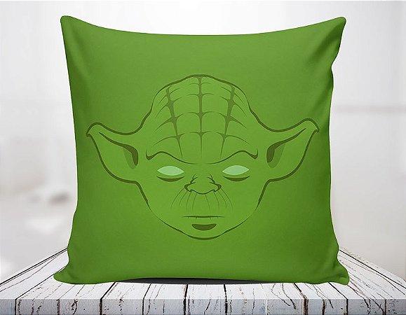 Capa Mestre Yoda Minimalista