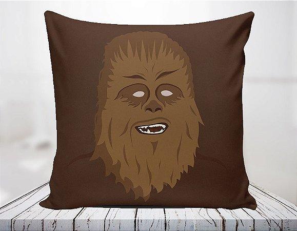Capa Chewbacca Minimalista