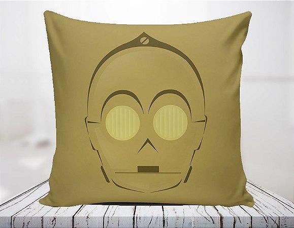 Capa C3PO Minimalista