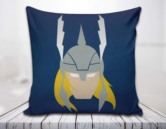 Capa Thor Minimalista