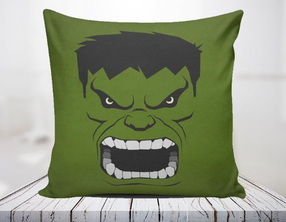 Capa Hulk Minimalista