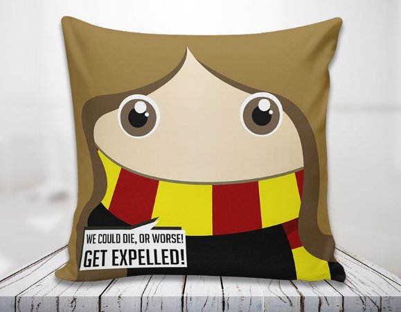 Capa Hermione Granger Minimalista