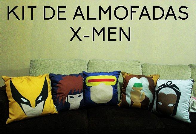 Kit de Almofadas X-MEN 40% DE DESCONTO