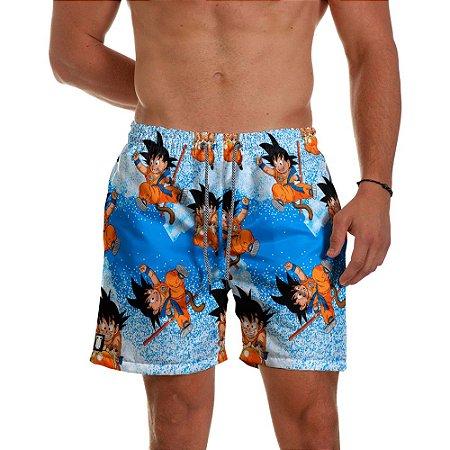 Short Praia Use Thuco Dragon Ball