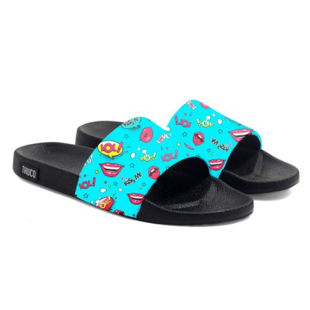 Chinelo Slide Use Thuco Bocas