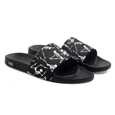 Chinelo Slide Use Thuco Caveira