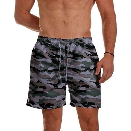 Short Praia Use Thuco Camuflagem