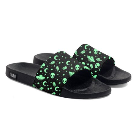 Chinelo Slide Use Thuco Aliens