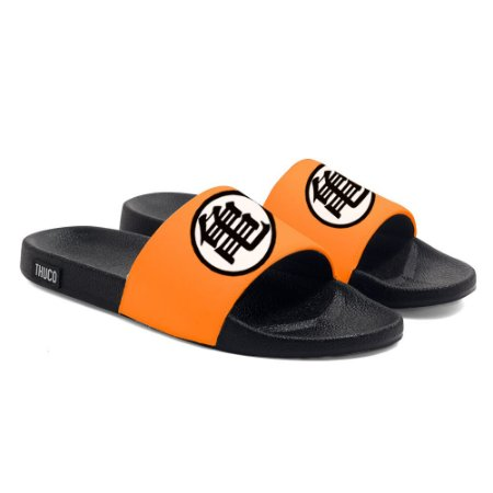 Chinelo Slide Use Thuco Dragon Ball Z