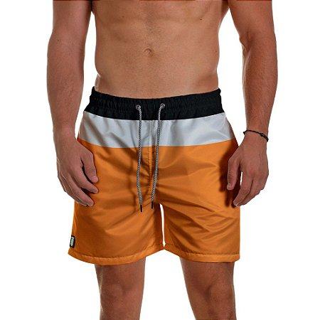 Short Praia Use Thuco Young Orange