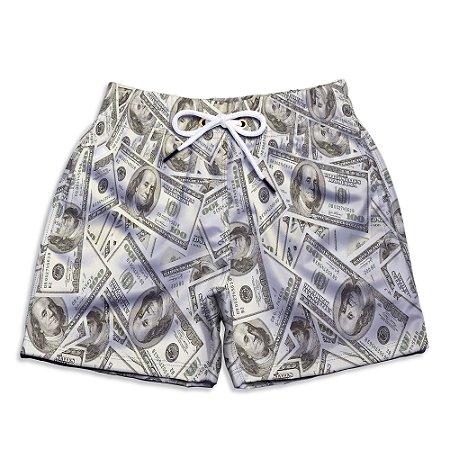 Short Praia Infantil UseThuco Dollar