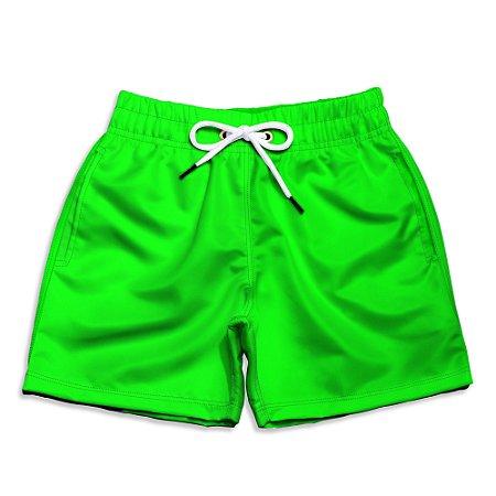 Short Praia Infantil UseThuco Green Power
