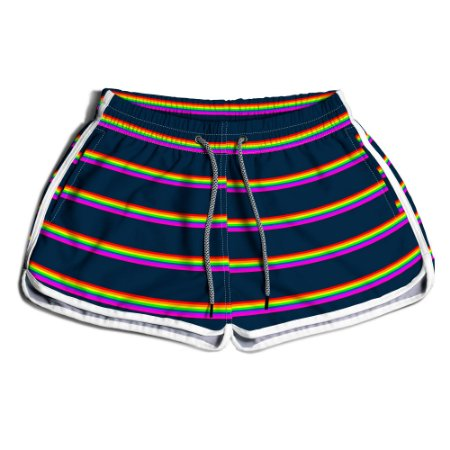 Short Praia Feminino UseThuco Pride
