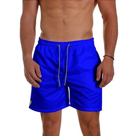 Short de Praia Masculino Azul Neon Use Thuco