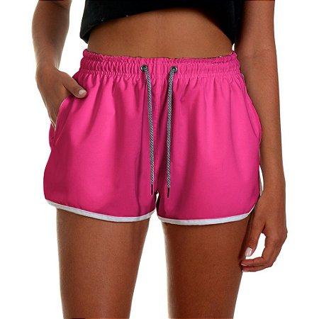 Shorts Feminino UseThuco Rosa Chiclete