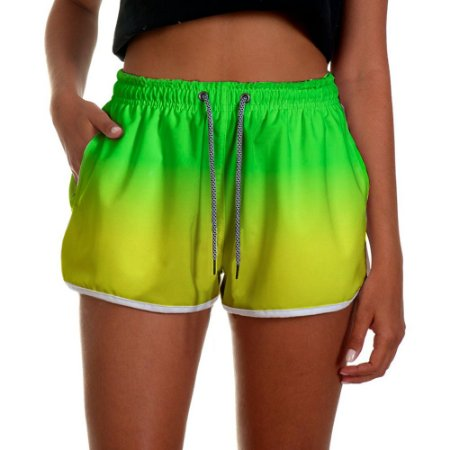 Shorts Feminino Brasileirinho UseThuco