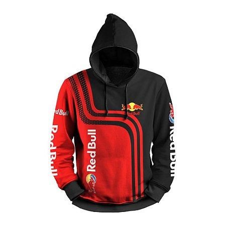 Moletom Red Bull Full Print 3d Use Thuco