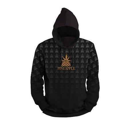 Moletom Pineapple Full Print 3d Use Thuco