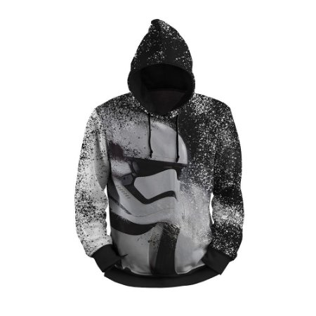 Moletom Star Wars Stormtrooper Full Print 3d Use Thuco