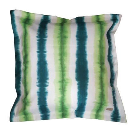 Almofada Tie Dye Verde (impermeável) 50 x 50cm