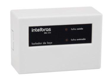 Isolador de laço IDL 520 Intelbras
