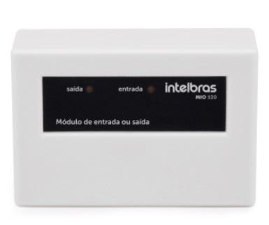 Módulo de entrada e saída MIO 520 Intelbras