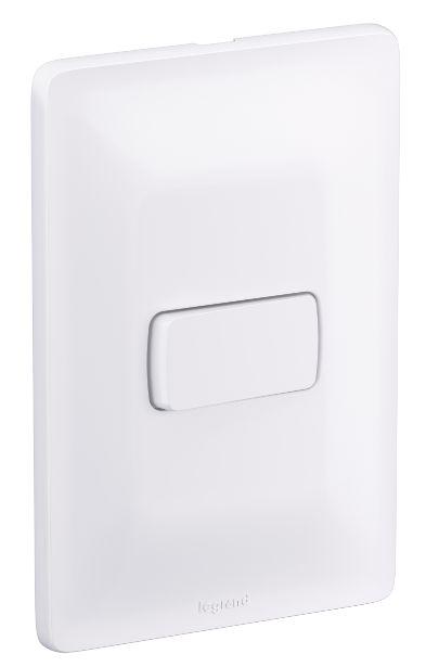 Interruptor Simples 10A 250v 4x2 Zeffia