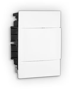 Practibox S 4 Din Embutir Branco Legrand