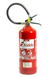 Extintor PQS BC-Y95 4KG Kidde